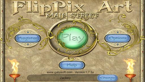 FlipPix Art - Main Street