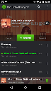 PlayerPro Music Player Screenshot 4