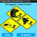 (Paid) Prepper Survival logo