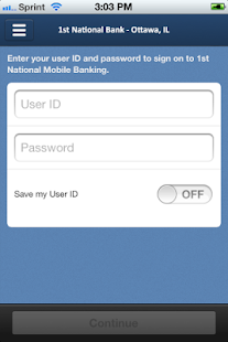 Mobile Bank - screenshot thumbnail
