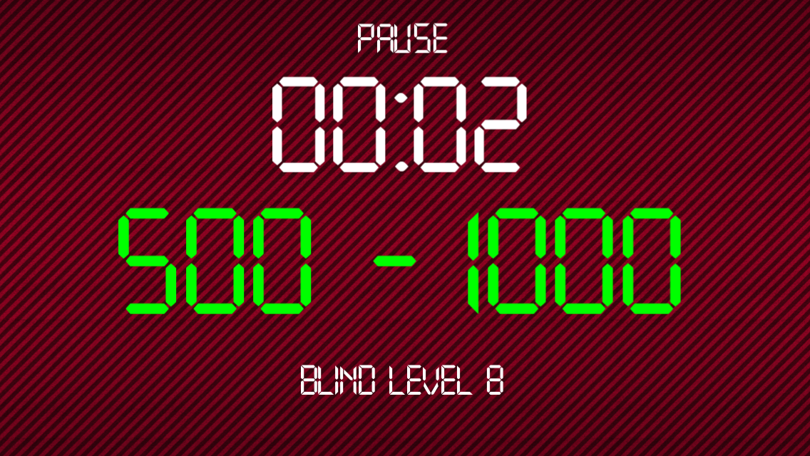 What is the best poker timer app