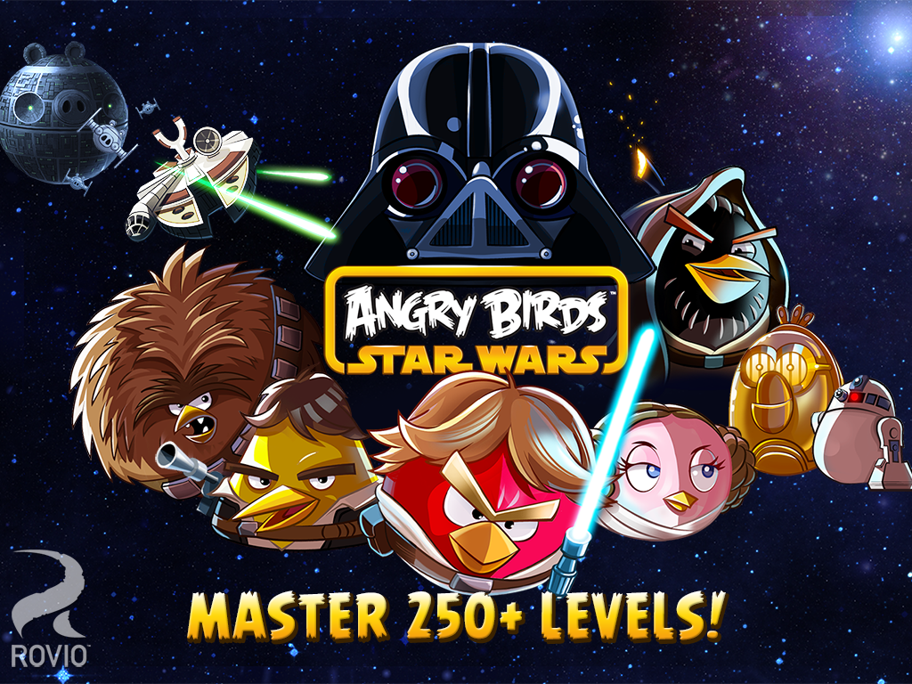 Angry Birds Star Wars HD screenshot #11