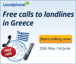 free calls to greece, free international calling