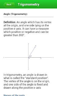 Trigonometry Study Resources