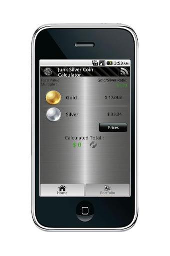 The Silver Coin App