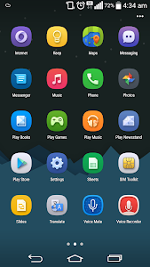 Belle UI (Donate) Icon Pack v1.6.4