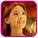 SNSD TaeYeon SearchCat PRO logo