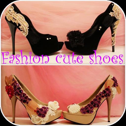 時尚可愛的鞋子 生活 App LOGO-APP試玩