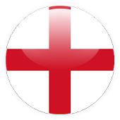 England - Flag Screensaver