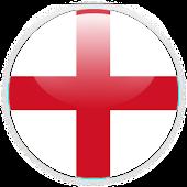 England - Flag Screensaver