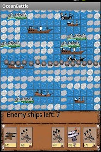 Ocean Battleship - screenshot thumbnail