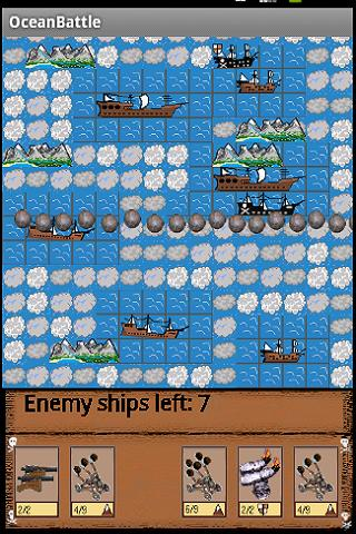 Ocean Battleship - screenshot