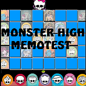 Monster High Memotest Memory