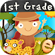 Animal First Grade Math Games