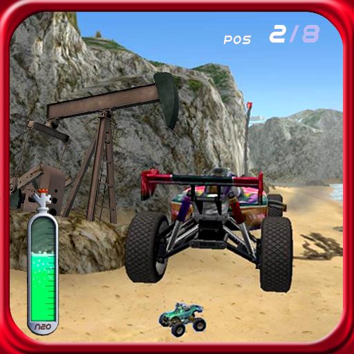 四轮驱动赛车游戏:RC赛车 賽車遊戲 App LOGO-APP試玩
