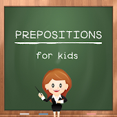Prepositions For Kids