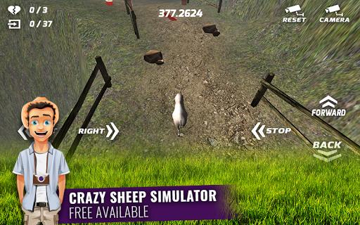 瘋羊爬坡賽