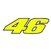 Valentino Rossi Clock Widget