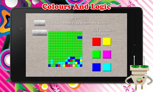 淋粉碎匹配顏色 棋類遊戲 App-愛順發玩APP