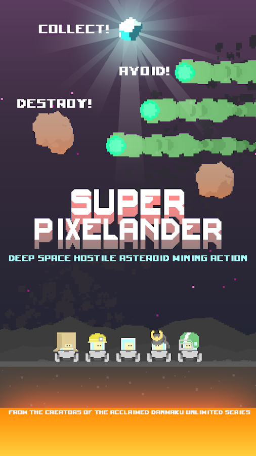 Super Pixelander - screenshot