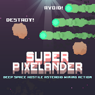 Download Super Pixelander 1.0.6 APK + Data