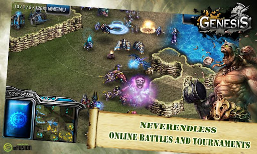 Genesis Premium v1.2.1 Apk Game Download