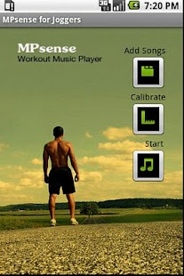 Work out music mp3 player- screenshot thumbnail