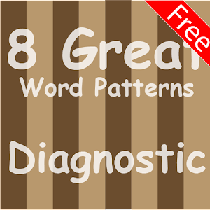 8 Great Word Patterns-Diagnost 教育 LOGO-玩APPs