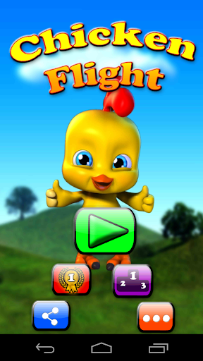 Chicken Flight Floppy Bird HD