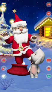 App Talking Santan Claus APK for Windows Phone