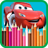 Lightning Mcqueen Car Coloring