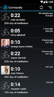 Meditation Timer Assistant- screenshot thumbnail
