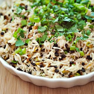 Mediterranean Rice Salad.