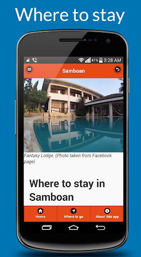 Samboan Guide