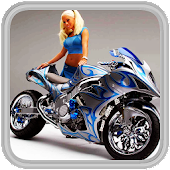 Free Download Drag Racing Moto 2014 APK for Samsung
