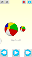 Screenshot of Toddler World Learn English