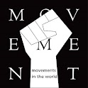 MOVEMENT in the world icon