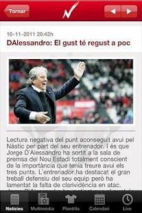 Nàstic de Tarragona - screenshot thumbnail