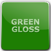 Green Gloss Theme