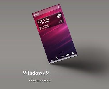 Window 9 Theme