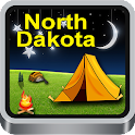 North Dakota Campgrounds icon
