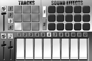 Screenshot of Dubstep Music Studio