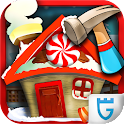 Christmas House Puzzle icon