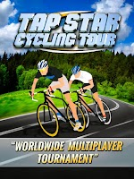 Screenshot of Tap Star : Cycling Tour