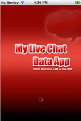 My Live Chat Data App APK 1