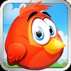 Floppy Bird Cute - Flap wings! icon