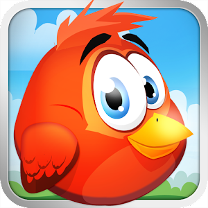 Floppy Bird Cute – Flap wings! for PC and MAC