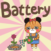 Coco&Friends Battery Widget