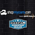 Shop My Cars icon