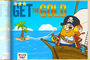 Screenshot of Pirate Puzzles - Get The Gold